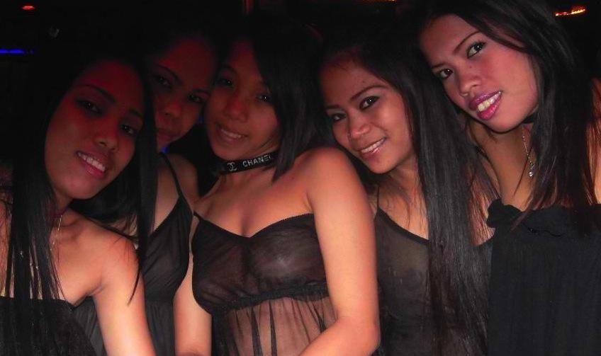 Филиппинские острова секс туризм